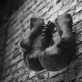 Boxe confrontata ad un esercizio sensoriale per il Parkinson